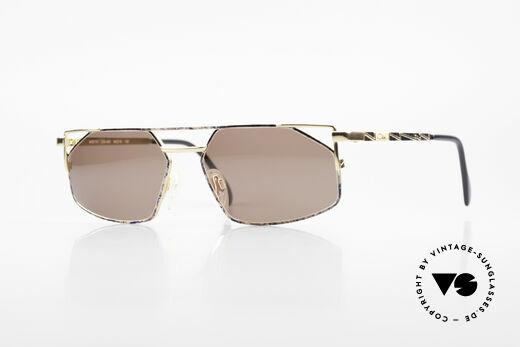 Cazal 751 Rare Vintage Designerbrille Details