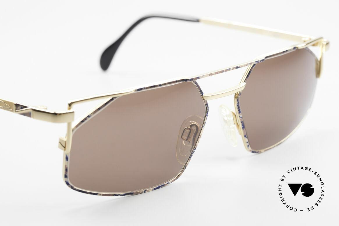Cazal 751 Rare Vintage Designerbrille, KEINE RETRObrille, sondern ein altes 90er Original!!, Passend für Herren