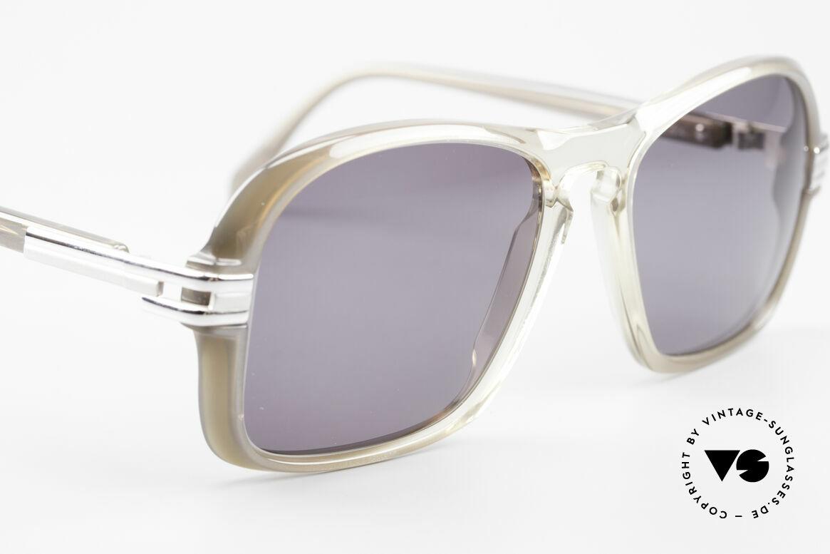Cazal 606 70er Brille Erste Cazal Serie, ungetragenes Original (NEW OLD STOCK) Sammlerstück, Passend für Herren