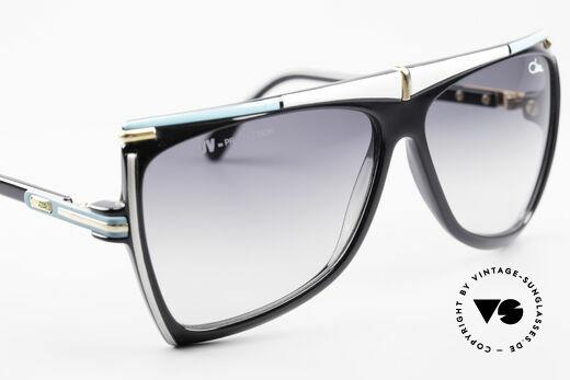 Cazal 862 West Germany Cazal Original, orig. Gläser in hellgrau-Verlauf; 100% UV Schutz, Passend für Herren und Damen