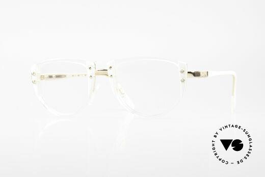 Cazal 332 90er Vintage Cazal Damenbrille Details