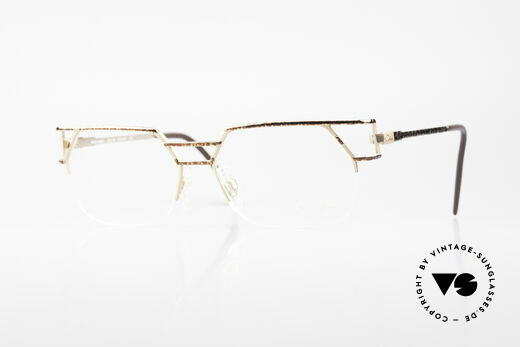 Cazal 248/3 Original 90er No Retro Brille Details