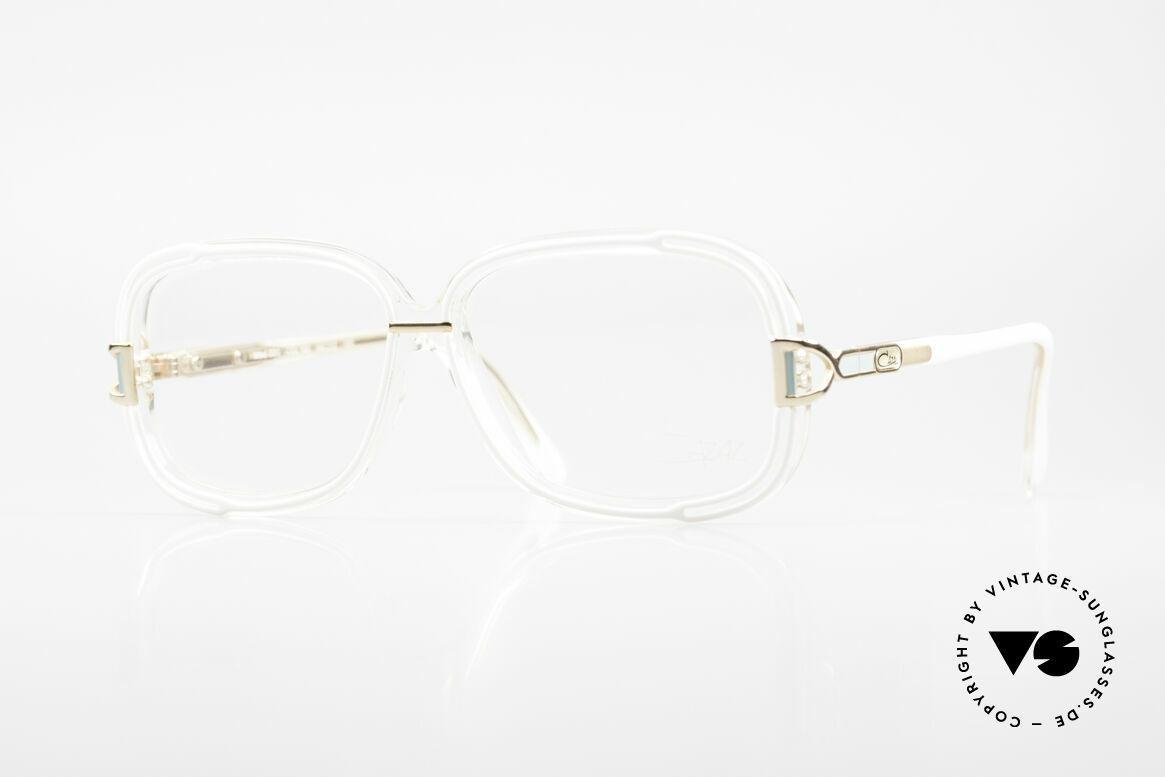 Cazal 320 West Germany Damen Cazal, ausgefallene, frische Cazal Designerbrille der 80er, Passend für Damen
