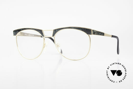 Cazal 741 Panto Stil Designerbrille 90er Details
