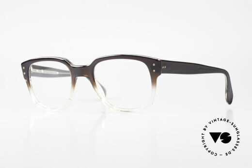 Metzler 447 Vintage Brille Nerd Hipster Details