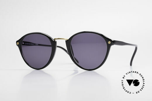 Cutler And Gross 0249 Panto Sonnenbrille Vintage Details