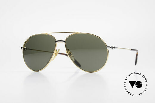 Aston Martin AM02 Aviator Brille James Bond Style Details