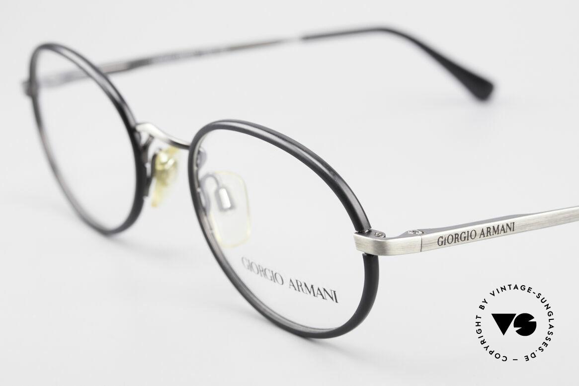 Giorgio Armani 235 Ovale Vintage Brille Unisex, einfach nur stylisch und in absoluter Spitzen-Qualität, Passend für Herren und Damen