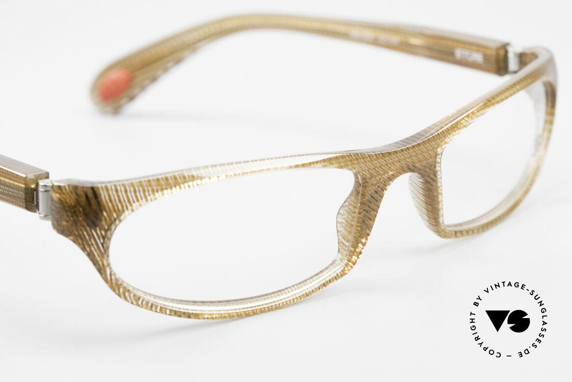 Bugatti 325 Odotype Vintage Herren Designer Brille, circa 15 Jahre altes Einzelstück; ungetragen!, Passend für Herren