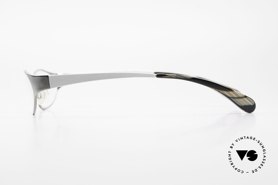 Bugatti 363 Odotype Designer Herrenbrille Sport, sehr spezielle Glaseinfassung & Top Komfort, Passend für Herren