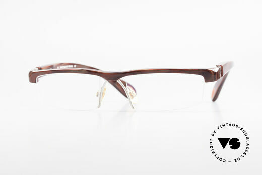 Bugatti 202 Odotype Herren Horn Optik Luxusbrille Details