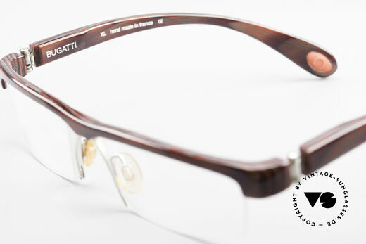 Bugatti 202 Odotype Herren Horn Optik Luxusbrille