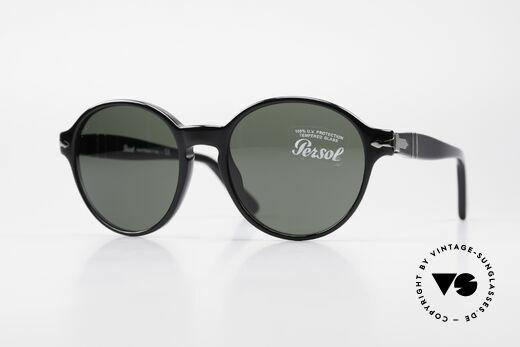Persol 2988 Runde Unisex Sonnenbrille Details