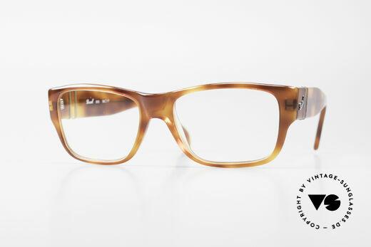 Persol 855 Markante Herren Vintage Brille Details