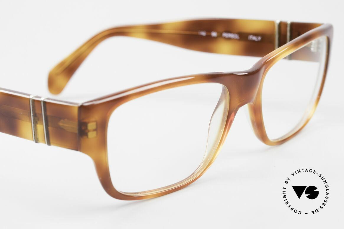 Persol 855 Markante Herren Vintage Brille, KEINE Retrobrille; ein ca. 25 Jahre altes Original, Passend für Herren