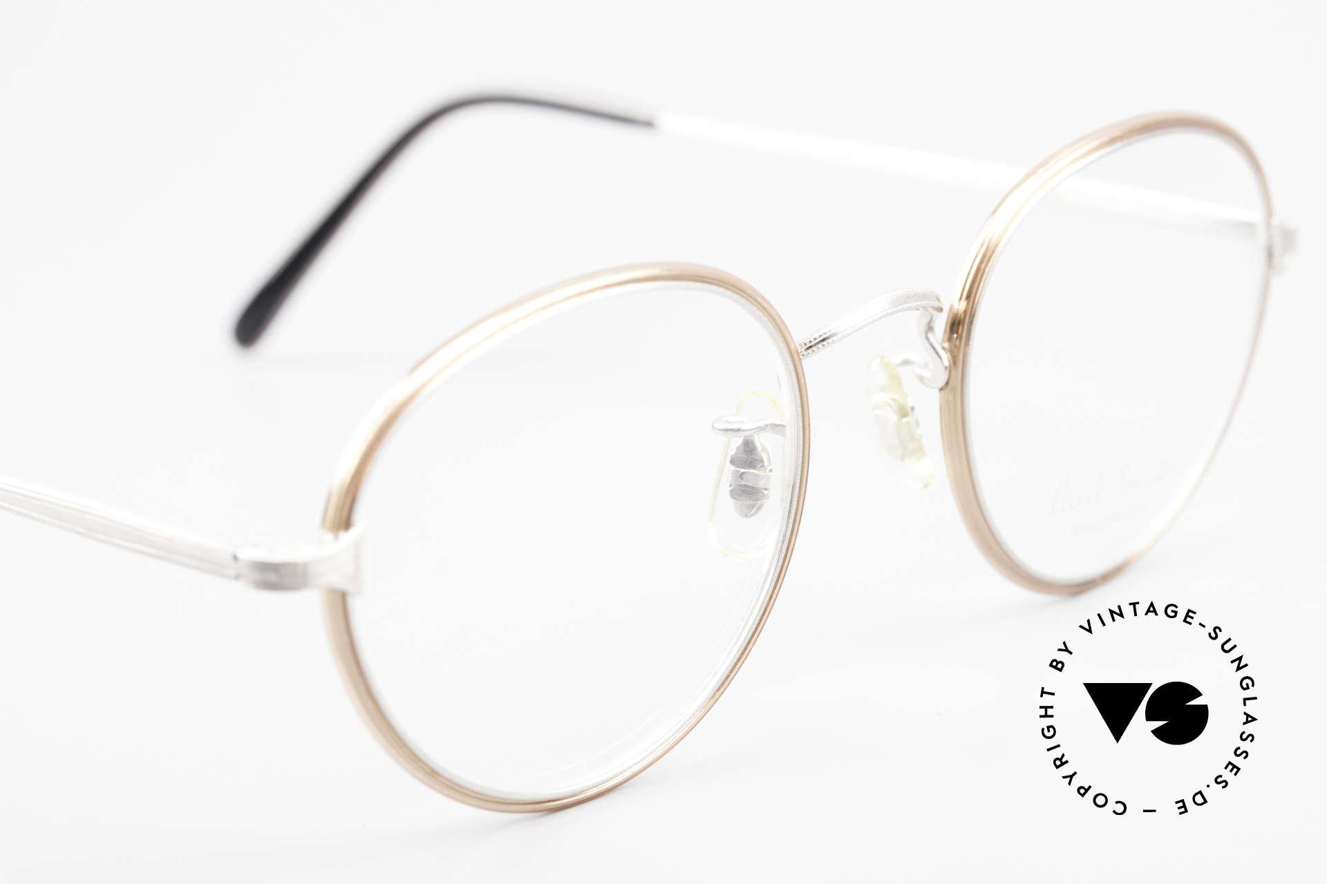 Paul Smith PSR109 Alte Pantobrille Made in Japan, ungetragenes Meisterstück; natürlich beliebig verglasbar, Passend für Herren