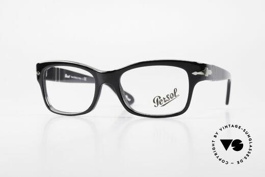 Persol 3054 Vintage Brille Klassiker Brille Details