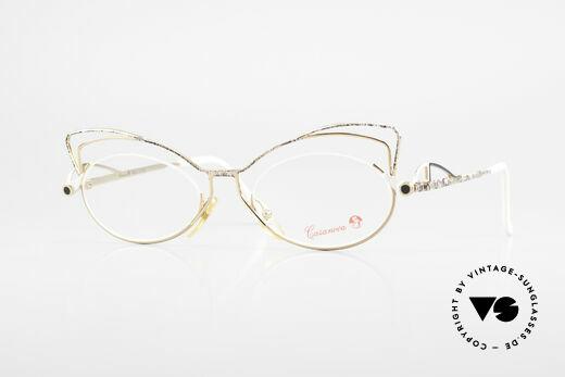 Casanova LC2 Zauberhafte Damen Brille Details