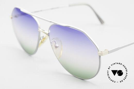 Casanova 6052 Titanium Aviator Sonnenbrille