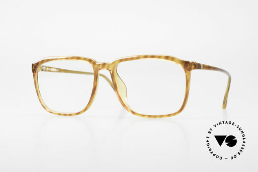 Dunhill 6133 Vintage Optyl Herrenbrille Details