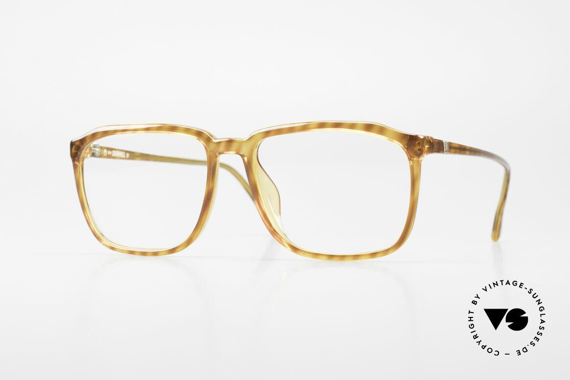 Dunhill 6133 Vintage Optyl Herrenbrille, sehr markante vintage Dunhill Herrenbrille von 1990, Passend für Herren