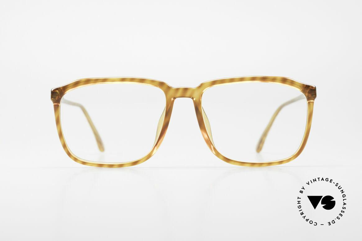 Dunhill 6133 Vintage Optyl Herrenbrille, enorm hochwertig, da einzigartiger OPTYL-Rahmen, Passend für Herren