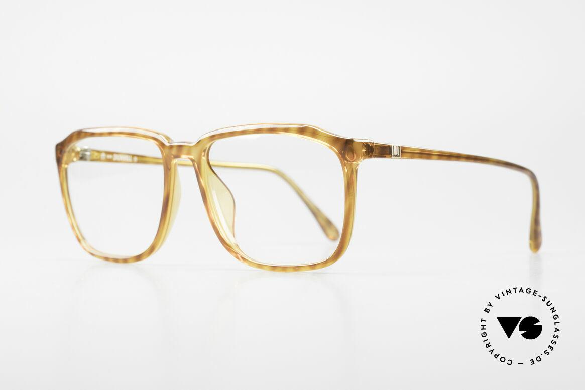 Dunhill 6133 Vintage Optyl Herrenbrille, das Material scheint nicht zu altern & ist sehr leicht, Passend für Herren