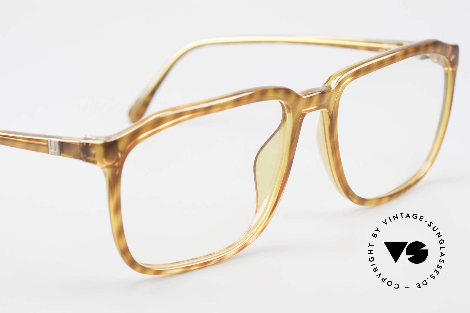 Dunhill 6133 Vintage Optyl Herrenbrille, unbenutzt (wie alle unsere alten DUNHILL Originale), Passend für Herren