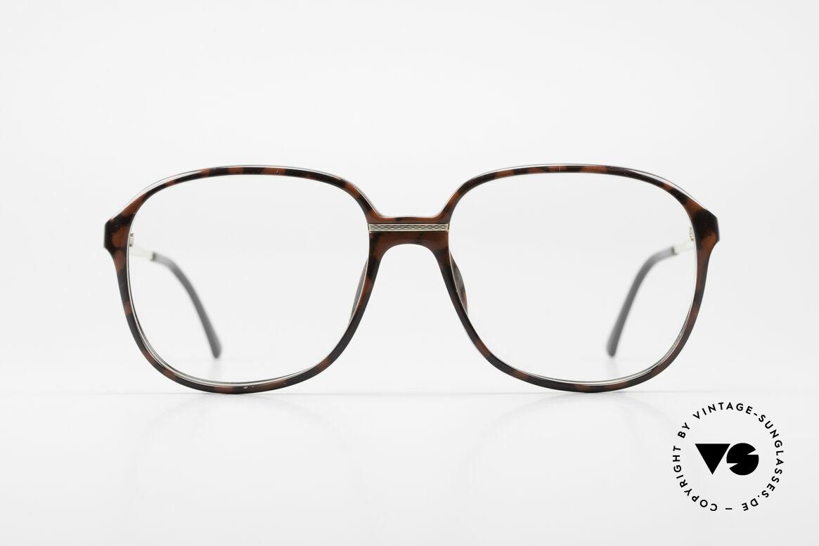 Dunhill 6137 Vintage Herrenbrille Optyl, sehr markante 90er vintage Dunhill Herrenbrille, Passend für Herren