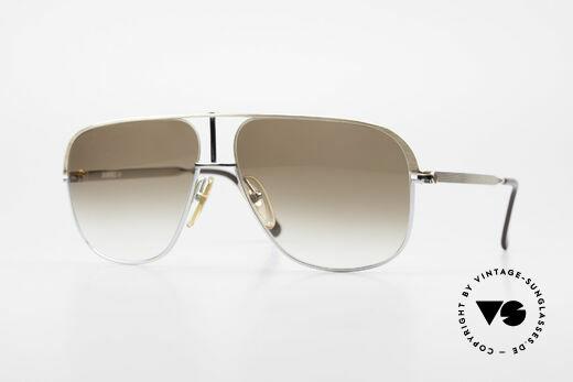 Dunhill 6019 80er Gentleman Luxus Brille Details
