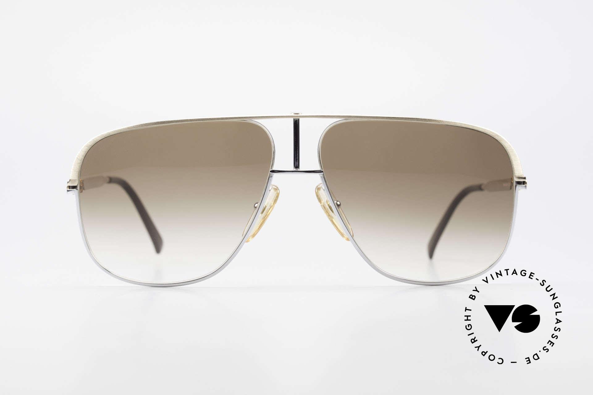 Dunhill 6019 80er Gentleman Luxus Brille, die absolute Speerspitze in Sachen Brillen-Qualität, Passend für Herren