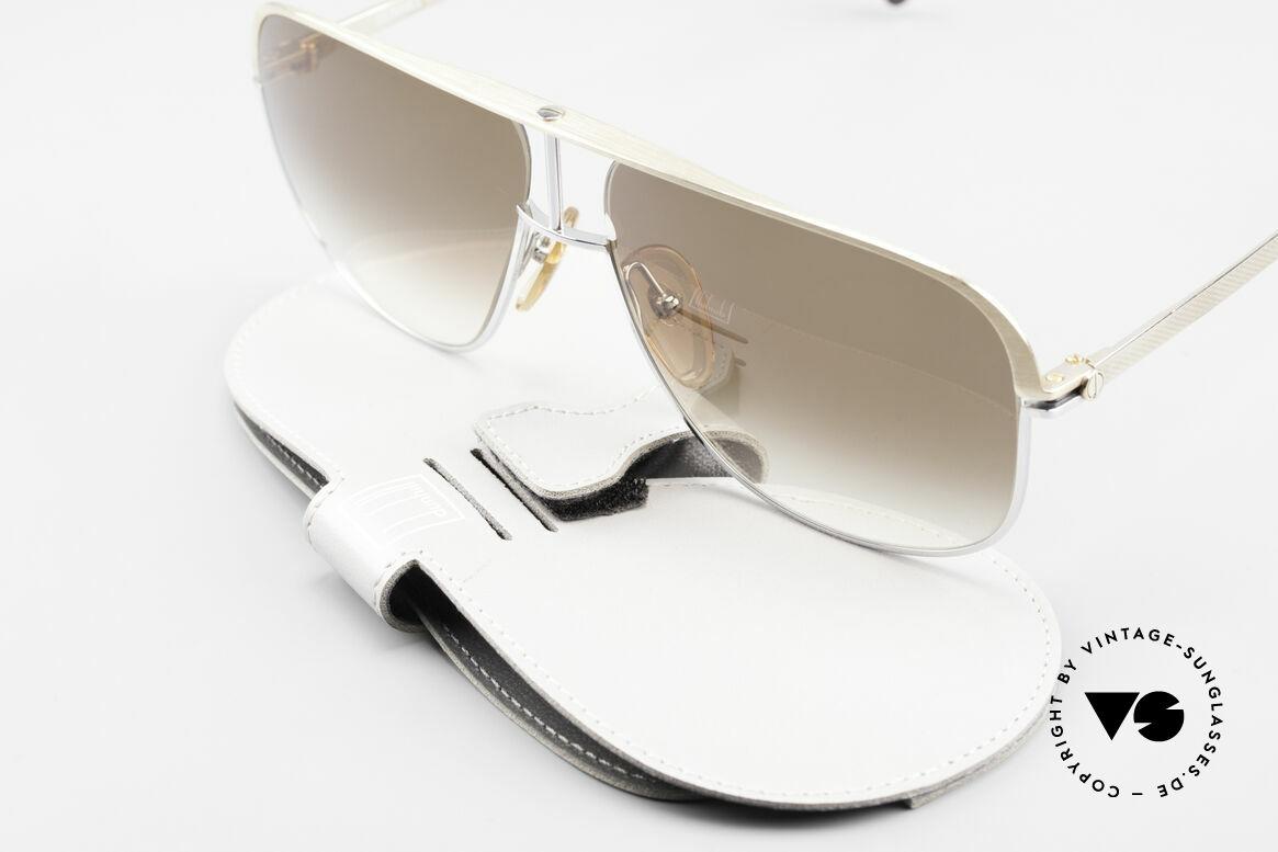 Dunhill 6019 80er Gentleman Luxus Brille, KEIN RETRO, sondern ein kostbares altes ORIGINAL, Passend für Herren