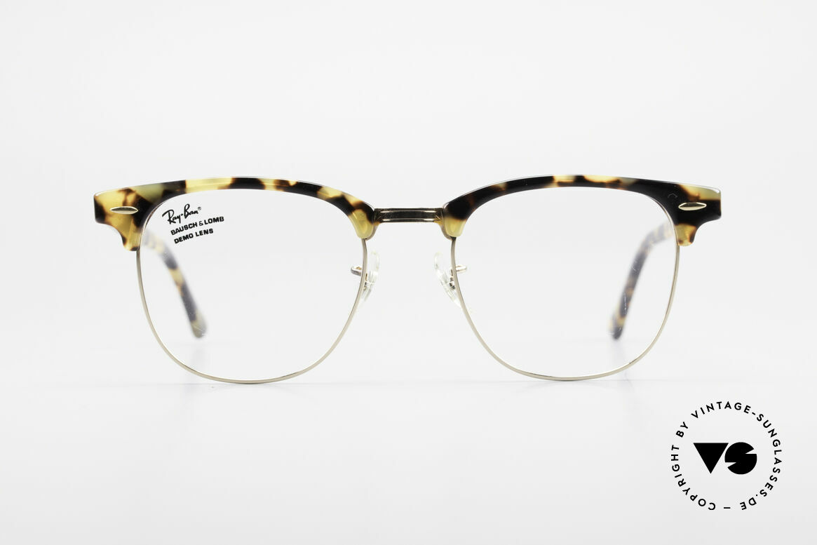Ray Ban Clubmaster II Large Limited Edition B&L USA
