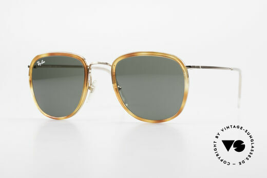 Ray Ban New Style Bausch & Lomb Italy Hybrid Details