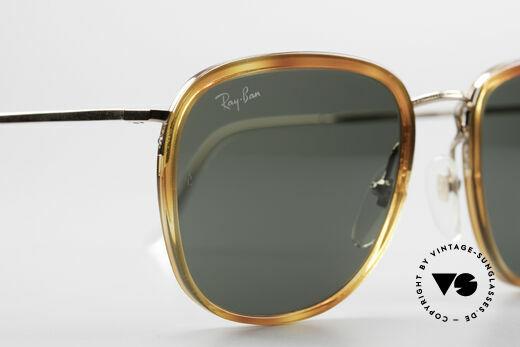 Ray Ban New Style Bausch & Lomb Italy Hybrid, ungetragen; wie alle unsere vintage Ray Ban Modelle, Passend für Herren und Damen
