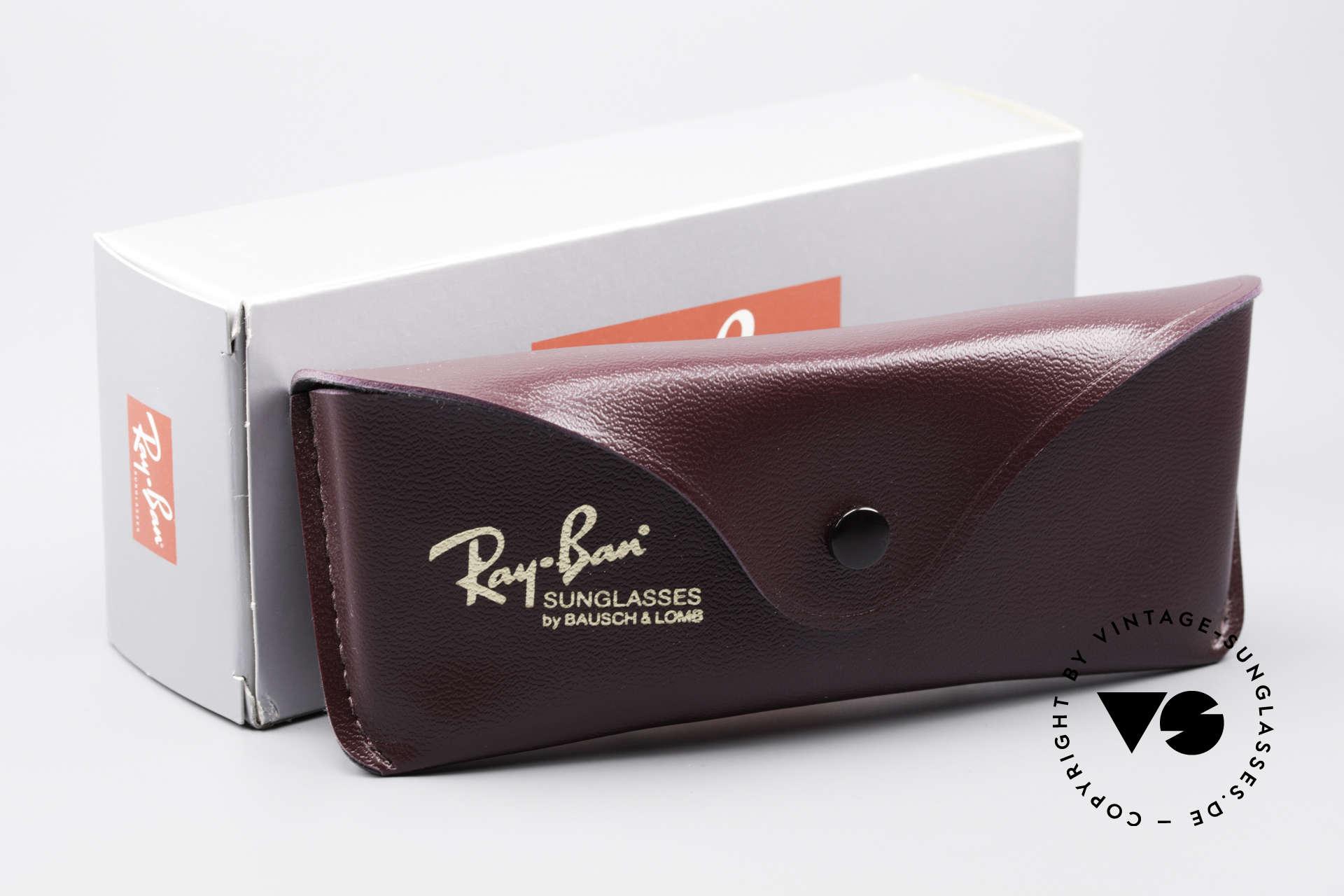 Ray Ban New Style Bausch & Lomb Italy Hybrid, KEINE Retrosonnenbrille; ein 20 Jahre altes Original, Passend für Herren und Damen