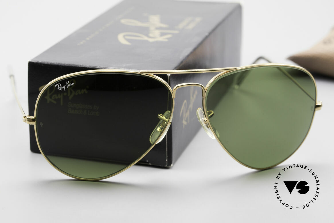 Ray Ban Large Metal II Alte Vintage Brille B&L USA