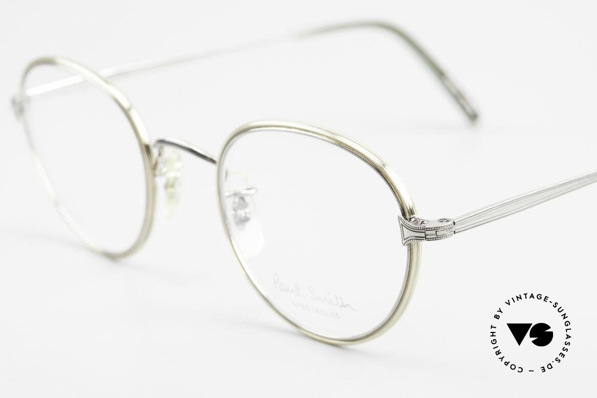 Paul Smith PSR109 80er Pantobrille Altes Original, zeitloses Design und absolut erstklassige Verarbeitung, Passend für Herren