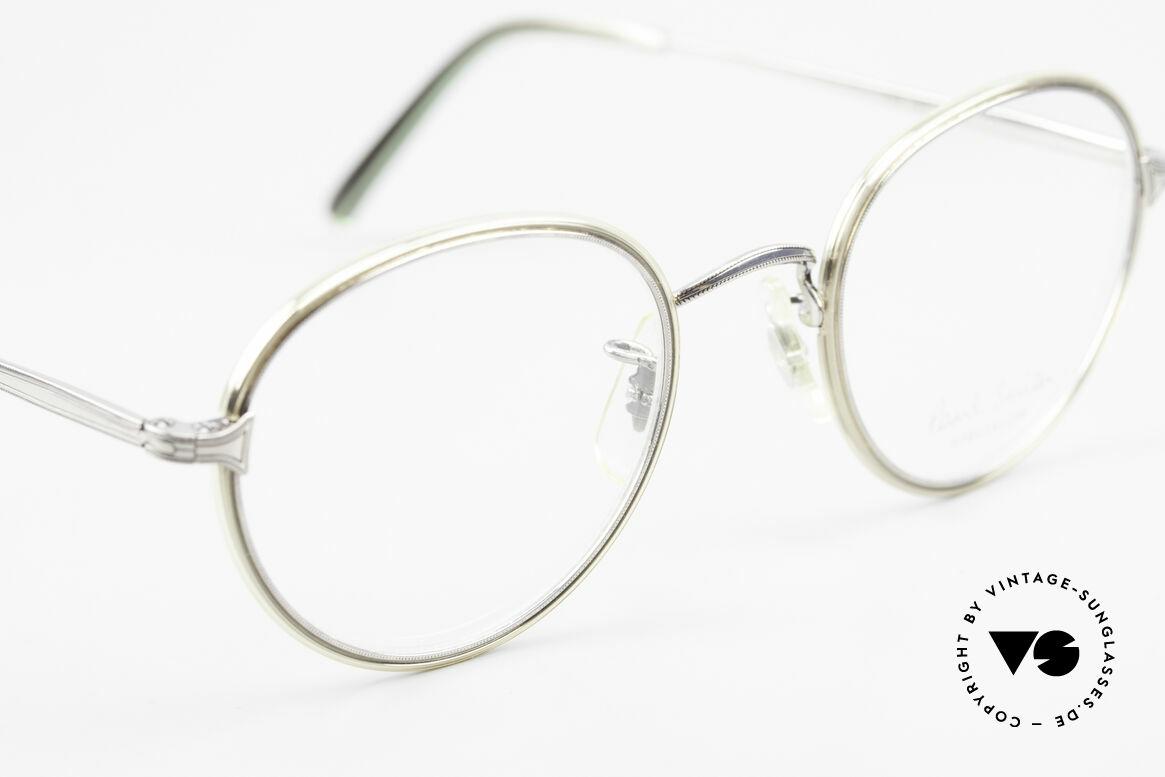 Paul Smith PSR109 80er Pantobrille Altes Original, ungetragenes Meisterstück; natürlich beliebig verglasbar, Passend für Herren