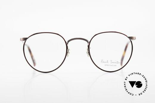 Paul Smith PSR102 Panto Vintage Brille Clip On