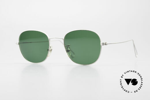 Cutler And Gross 0307 Klassische 90er Vintage Brille Details