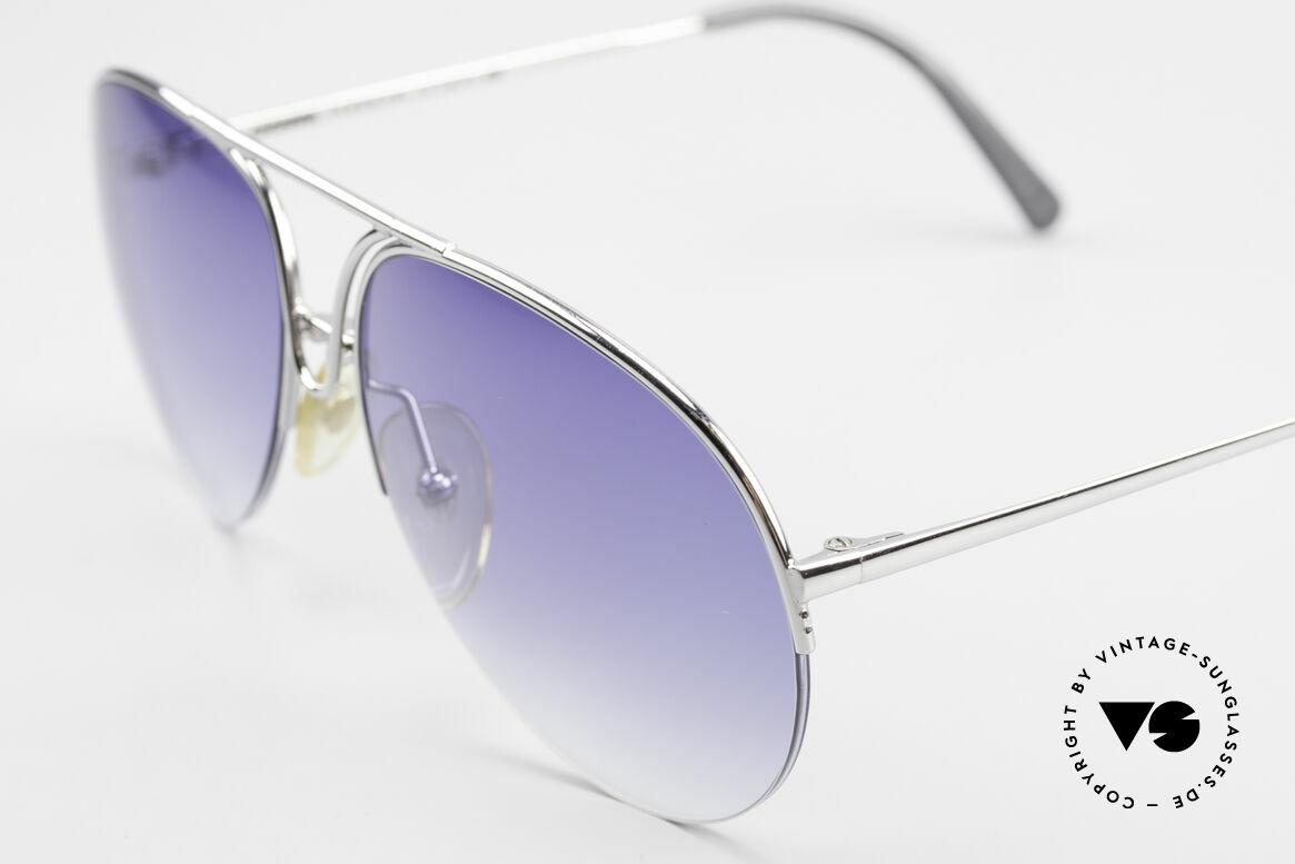 Porsche 5627 90er Aviator Sonnenbrille, medium Gr. 59mm; ungetragen & mit original Etui, Passend für Herren