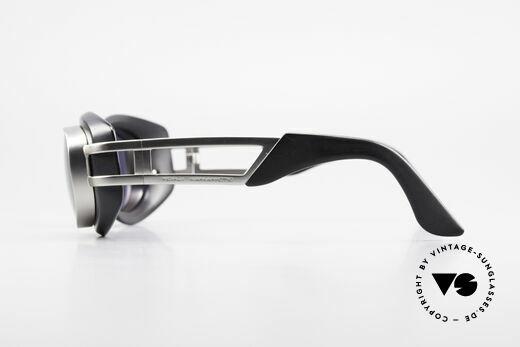 Yohji Yamamoto 52-6201 90er Steampunk Sonnenbrille