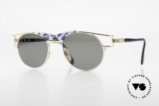Cazal 244 Legendäre Vintage Brille 90er Details
