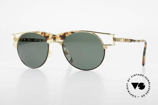 Cazal 244 Legendäre 90er Vintage Brille Details