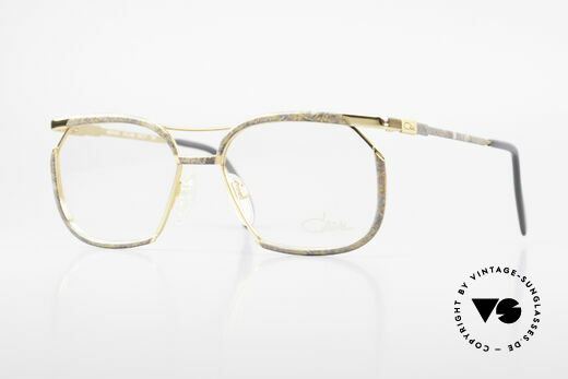 Cazal 243 Cari Zalloni Creation Brille Details