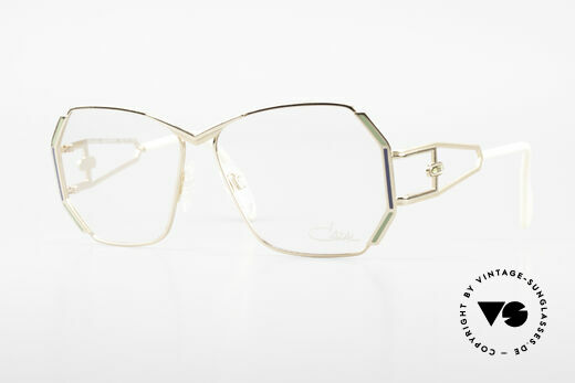 Cazal 225 Old School 80er HipHop Brille Details