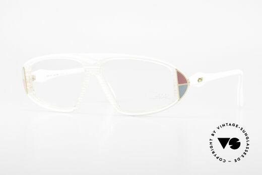 Cazal 187 Old School 80er Originalbrille Details