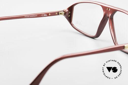 Cazal 199 80er Jahre Strass Brille Damen