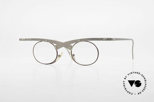 Theo Belgium Hie 3R Verrückte Vintage Brille 90er Details